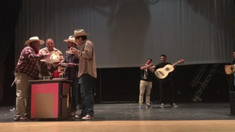"""The one-act mariachi opera """"El Bracero"""" pays homage to guest workers from Mexico."""