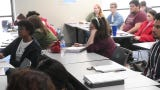 Cumberland University drawing Tennessee Promise students
