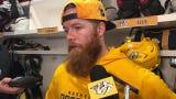 Predators defenseman Ryan Ellis on loss to Penguins