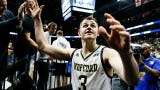 Fletcher Magee set the NCAA record for made three-pointers in Wofford's Round 1 win over Seton Hall.