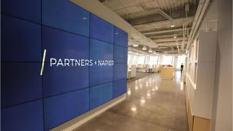 Partners + Napier moved into a two-floor space in the Metropolitan this month, after 15 years in a renovated High Falls warehouse.