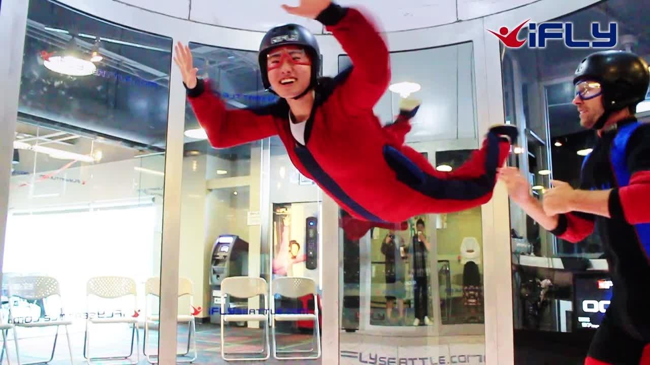 iFLY Cincinnati indoor skydiving business opening in Liberty Township