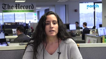 Reporter Melanie Anzidei discusses opening rumors for American Dream.