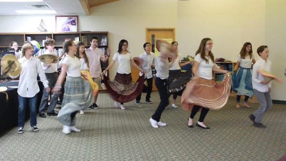 University Lake School's immersive Spanish program offers benefits to students of all ages