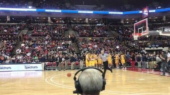 The defending state champs have won 48 straight after cruising past St. Edward in the D-I state semifinals, 72-52.