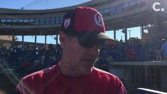 Reds manager David Bell said there's concern after Scooter Gennett left Friday's game with a groin injury in the second inning.