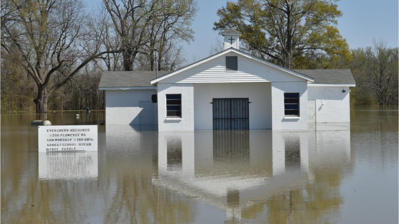 Backwater Blues: Flooding in the backwaters of Mississippi