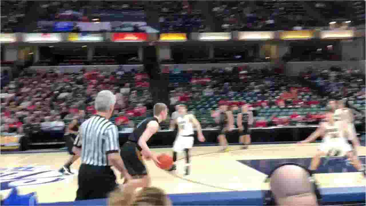 Caleb Furst highlights from Class A state title game