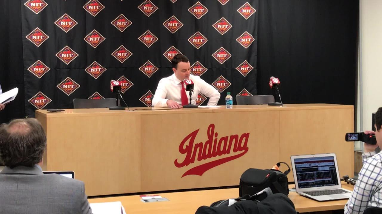 Archie Miller: 'We probably don't win that game...
