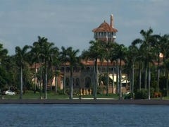 One day after Special Counsel Robert Mueller concluded his Russia investigation, President Donald Trump spent Saturday in Palm Beach, at his Mar-a-Lago estate and golfing at his golf club. (March 23)
