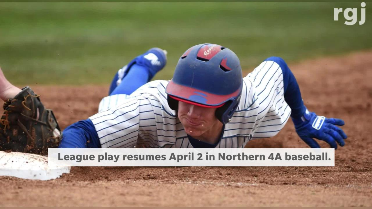 Baseball races in the Northern 4A coming down to the final week