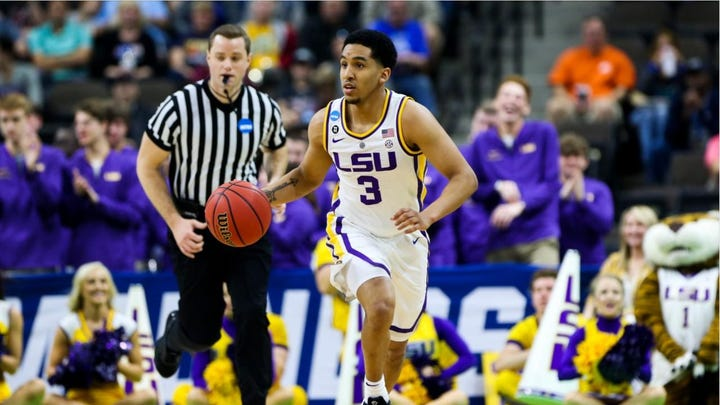 Meet Michigan State basketball's Sweet 16 NCAA opponent: The LSU Tigers