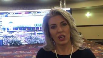 Horse racing analyst Julie Farr gives her Sunland Derby picks