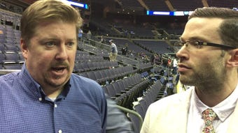 Columnist Joe Rexrode of Tennessean and News Sentinel writer Mike Wilson on Tennessee advancing to Sweet 16 in the NCAA Tournament.