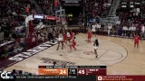 The Mississippi State Lady Bulldogs defeat Clemson to advance to the Sweet 16. The Dogs will travel to Portland to play Friday.