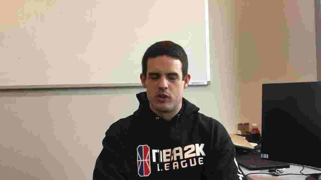 Pacers Gaming coach Cody Parrent on the team's expectations in Year 2