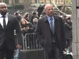 Michael Avenatti, the attorney best known for representing porn actress Stormy Daniels in lawsuits against President Donald Trump, was arrested in New York Monday on charges he tried to extort millions of dollars from Nike. (March 25)