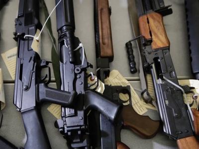 NRA helps sheriffs fight gun laws in Second Amendment 'sanctuaries'