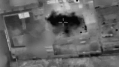Israel hits Gaza Strip targets after rocket fire