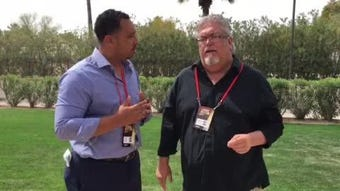 Greg Moore and Bob McManaman discuss the NFL owners meetings in Phoenix