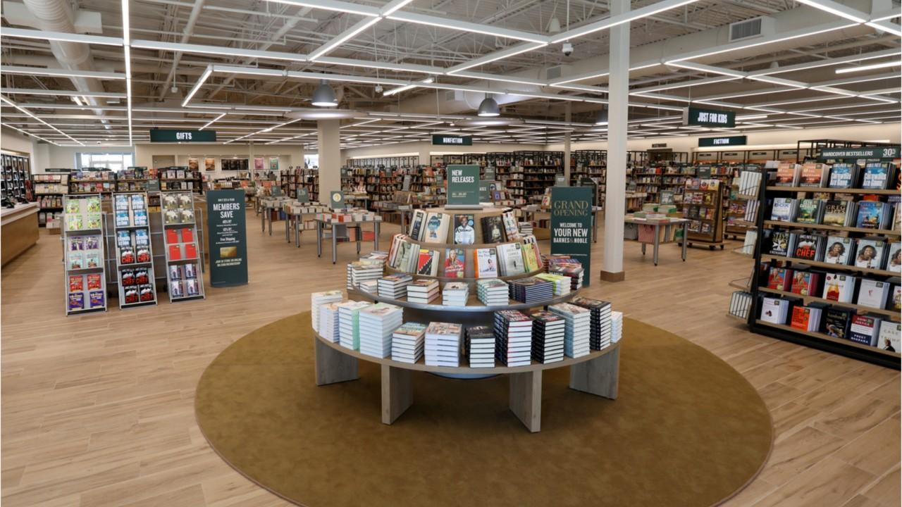 Barnes Noble To Open Prototype Bookstore In Rochester Hills