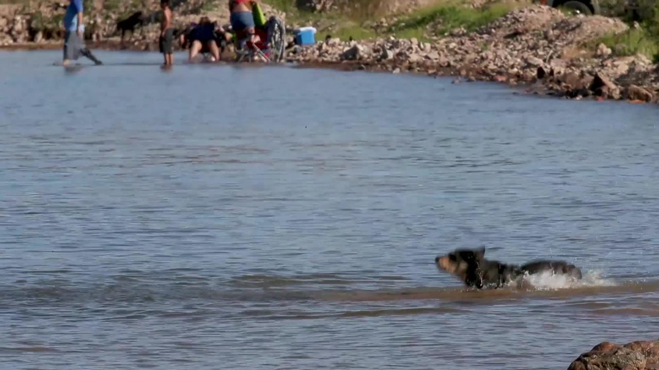 President Trump signs bill endorsing Colorado River drought plan