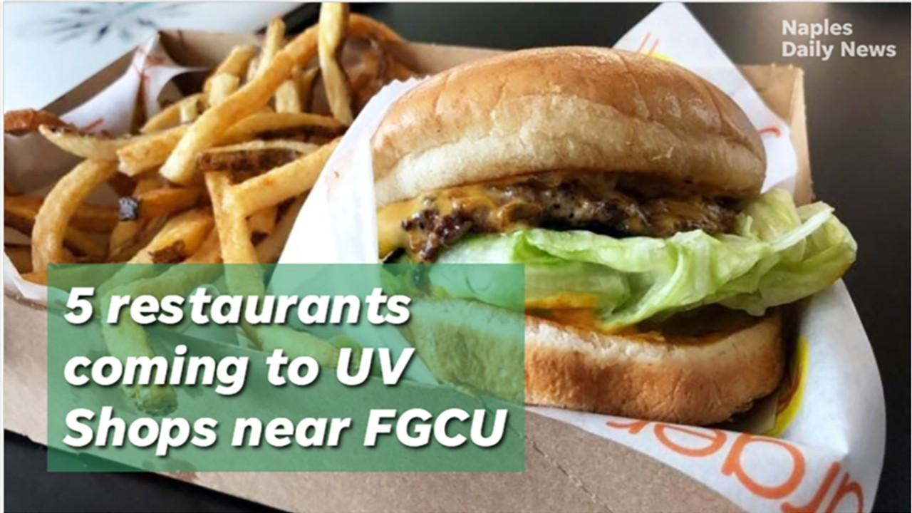 Video 5 Restaurants Coming To University Village