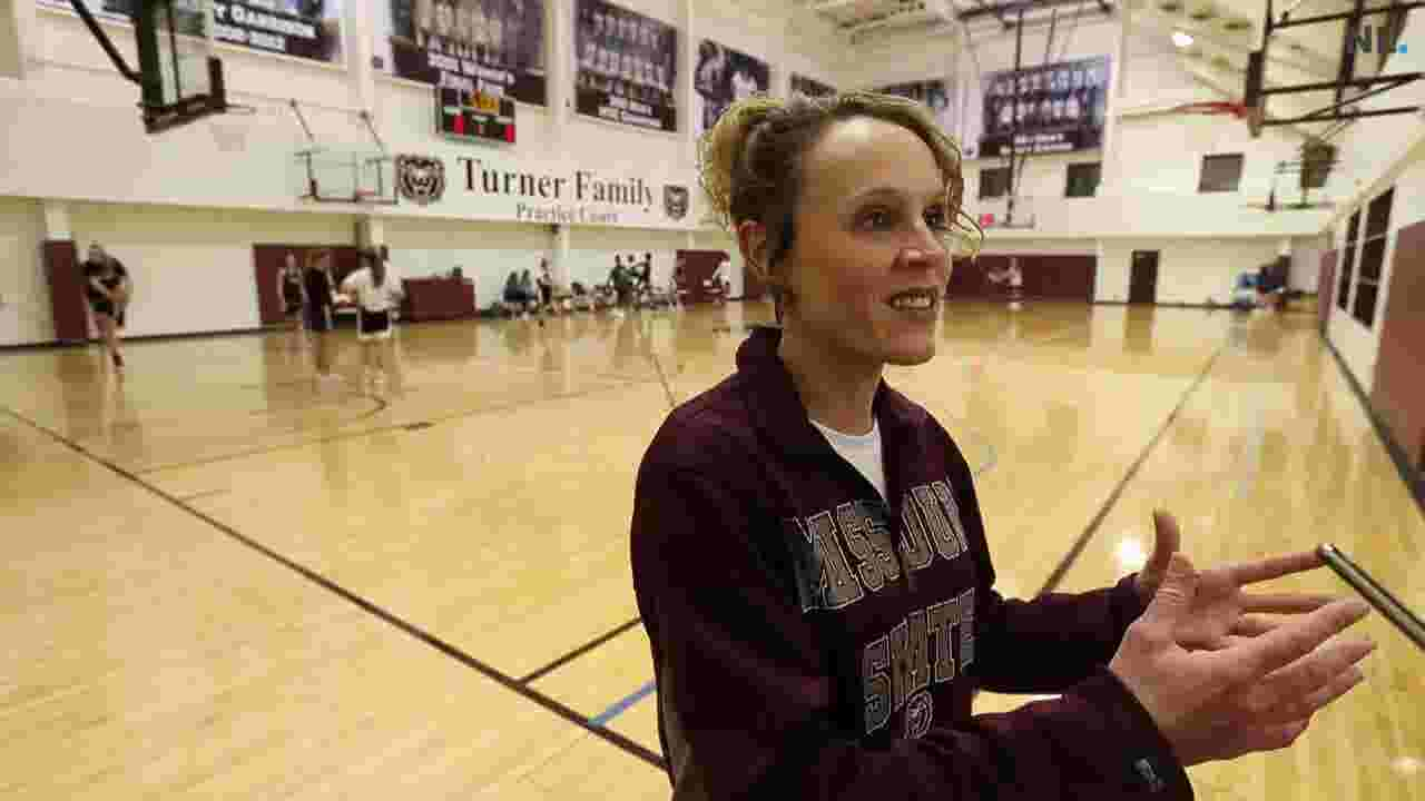 2250275bf3990a NCAA Tournament  Jackie Stiles back in Sweet 16 with MSU Lady Bears