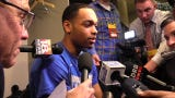 Kentucky's PJ Washington talks about hitting the court since injuring his foot 12 days ago in SEC tourney