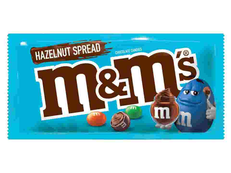 8d9a6699a896 New hazelnut spread M M s are coming in April along with new Reese s cups