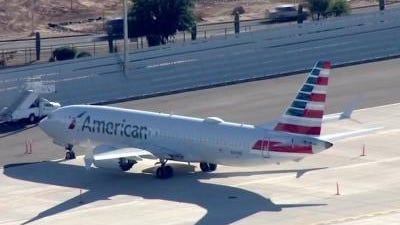 American Airlines flight makes emergency landing following bird strike after takeoff