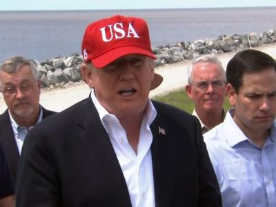 Trump Again Threatens To Seal Southern Border Can He