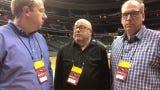 LSJ columnist Graham Couch, Freep beat writer Chris Solari and Freep columnist Shawn Windsor break down MSU's Sweet 16 win