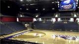 USI Volleyball head coach Randi Raff talks about new Screaming Eagles Arena