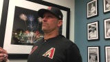 Diamondbacks manager Torey Lovullo talked about Zack Godley's rough third inning and his rotation's struggles overall against the Dodgers.