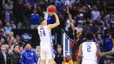 Kentucky's John Calipari compares Tyler Herro to great former UK stars like Jamal Murray