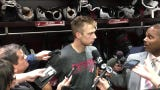 Coyotes goaltender Darcy Kuemper discusses shutout vs. Wild