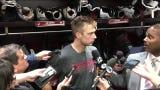Coyotes goaltender Darcy Kuemper discusses shutout vs. Wild