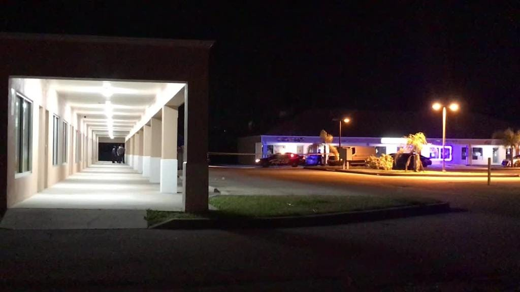 cf8af0f416cb Scene of shooting near JD's Sports Lounge in Palm Bay - Mims ...