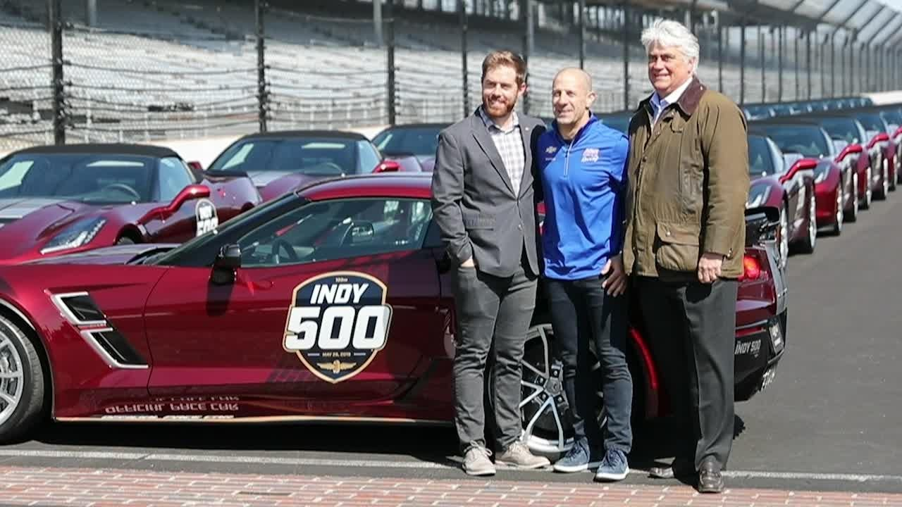 Dale Earnhardt Jr. will lead field of 33 to green flag as Indy 500 pace car driver