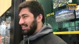 """Iowa defensive end A.J. Epenesa discusses being """"the guy"""" going into his junior year."""