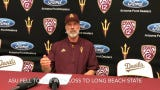 ASU baseball coach Tracy Smith on 14-9 loss to Long Beach State