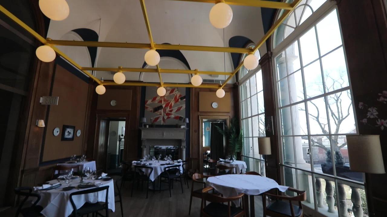 A Tour Of Jockey Hollow Kitchen Bar In Morristown Nj