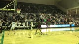 UWGB senior guard Sandy Cohen III hits the game-winning shot against Texas Southern to advance to the CIT Championship against Marshall.
