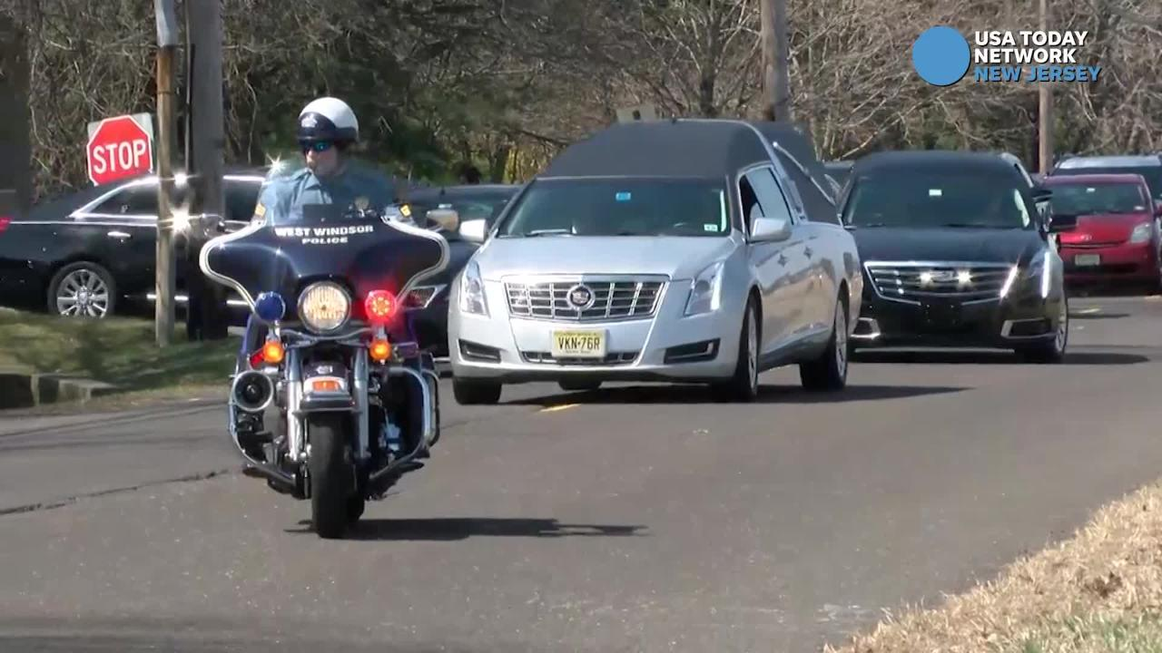 Samantha Josephson Murder: Funeral Procession Leaves