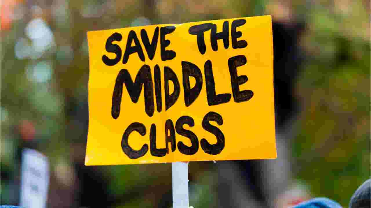Are YOU part of Murphy's MIDDLE CLASS?