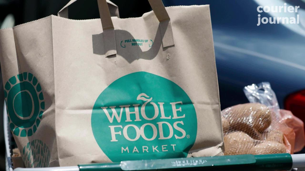 Amazon cutting prices at Whole Foods