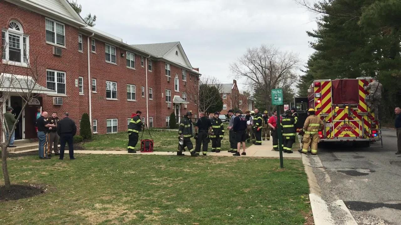 Pine Valley Apartments unit burned in apparently ...