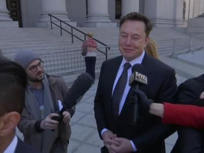 Tesla CEO Elon Musk and SEC seek one-week delay to resolve contempt motion