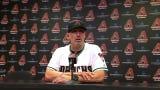 Diamondbacks manager Torey Lovullo breaks down 15-run output vs. Red Sox